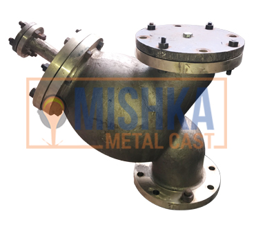 Centrifugal Casting Exporter, y strainers manufacturers, Supplier, Exporter, India