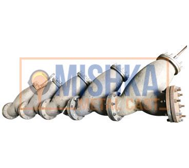 Valve body Casting, nab y strainer, valve body casting Process